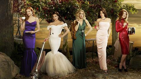 Desperate Housewives saison 7 ... avec Brian Austin Green
