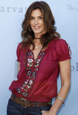 cindy crawford regime exercice poids taille