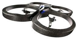 ARDrone Mini hélicoptère, réalité augmentée iPhone, quel jolie mélange