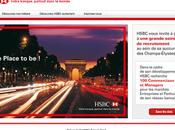 Soirée spéciale recrutement pour HSBC juillet 2010