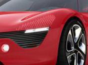 Renault DeZir nouveau concept-car écologique