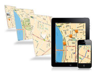 Mappy lance un SDK pour application iPhone