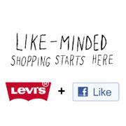 E-boutique Levi's : «Declare your Likes» grâce aux plugins Facebook