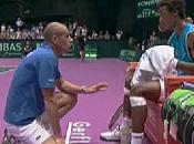 Coupe Davis 2010 Vidéo France Espagne Monfils Ferrer