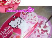 Nestlé Hello kitty glace vanille fraise