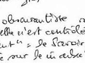 Roland Barthes savoir