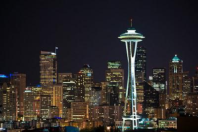 USA: Seattle, la ville émeraude