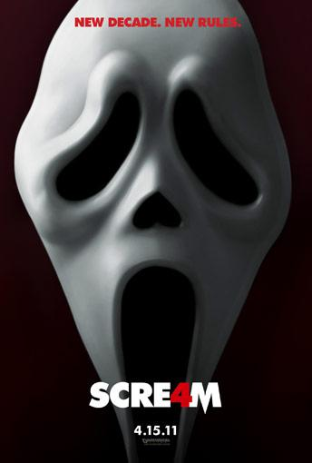 Ciné : Scream 4 [Streaming]