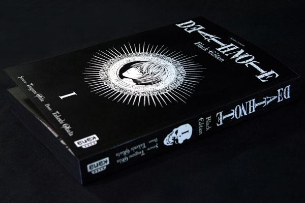 [Achat] Death Note - Black Edition (Volume 1)