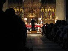 Ovation méritée pour l'Ensemble Orchestral d'Auch dans Cathédrale