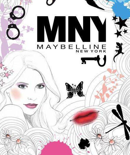 MNY, la nouvelle marque de cosmétiques de Gemey Maybelline !