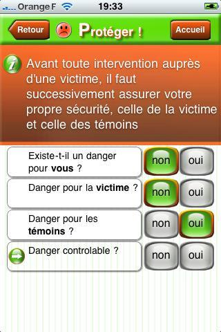 Secourir: L'application indispensable !
