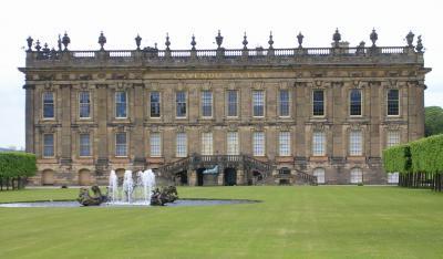 Chatsworth, le Pemberley de Darcy ou l' amical palais de Deborah Devonshire, la dernière des sœurs Mitford