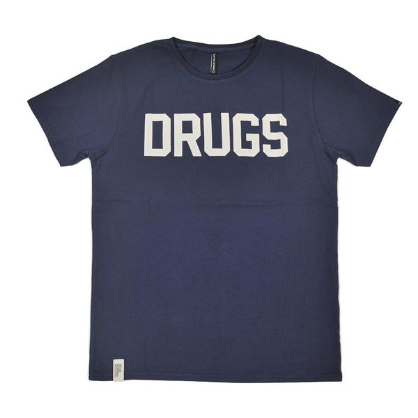 CODY HUDSON FOR SIXPACK – DRUGS TEE