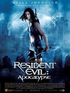 Passionnément  Resident Evil