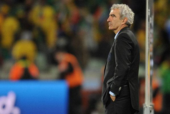 Photo : Raymond Domenech
