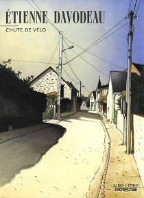 Chute de vélo de Etienne Davodeau, la BD du mercredi