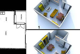 comment agencer ce salon salle manger paperblog. Black Bedroom Furniture Sets. Home Design Ideas