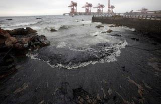 Problème de pollution en Chine