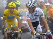 Schleck gagne, Contador reste jaune