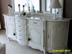 meuble merisier relook paperblog. Black Bedroom Furniture Sets. Home Design Ideas