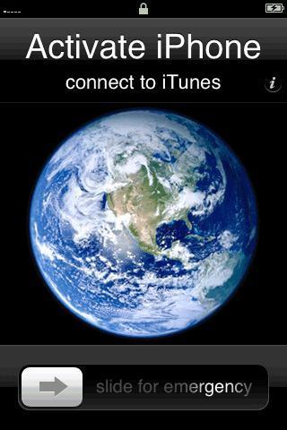Activez votre iPhone sans carte Sim originale et sans Jailbreak