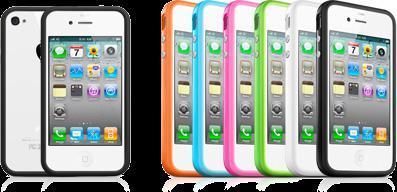 Un Bumper offert pour chaque possesseur d'iPhone 4