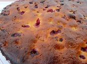 Gâteau groseille