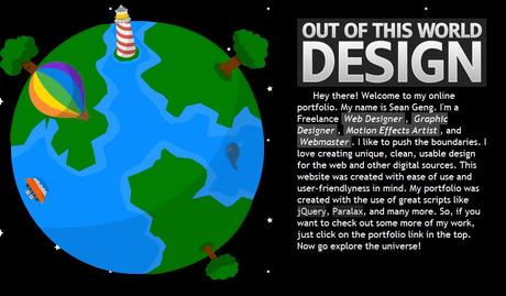 Découvrez 55 sites avec une navigation et un concept original !