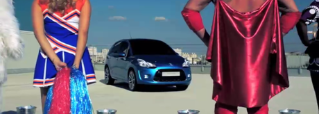 Citroën C3 - Wash me if you can