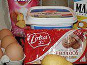 mange quoi demain?Le gâteau fromage blanc spéculoos