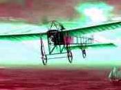 Innovation juillet 1909 Louis Blériot traverse Manche