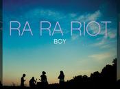 "Riot ""Boy"""