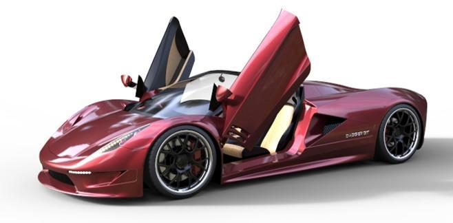 dagger gt la voiture la plus puissante du monde paperblog. Black Bedroom Furniture Sets. Home Design Ideas