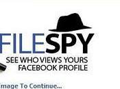 """""""Profile Facebook"""" arnaque! Scam!"""