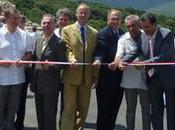 Inauguration Pôle Viggianello François Tatti (Président SYVADEC)