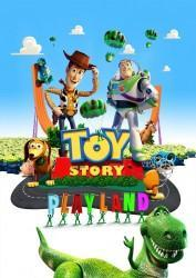 Toy Story Playland Affiche