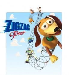 Toy Story Playland - Zig Zag Tour