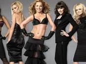Spice Girls deuxième film préparation
