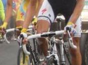 Cyclisme Astana Contador partir