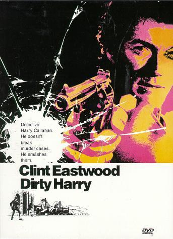 DIRTY HARRY (L'INSPECTEUR HARRY) (Don Siegel - 1971)