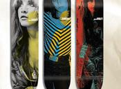 Girl Skateboards Fall 2010: Rock Icon Decks