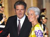 "Quand mari Christine Lagarde félicite s'occuper ""plaisir intérieur brut"""
