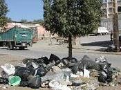 Maroc déclare guerre sacs noirs plastique