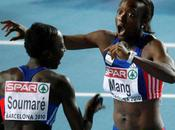 Cameroun France: Véronique Mang, médaille après licence