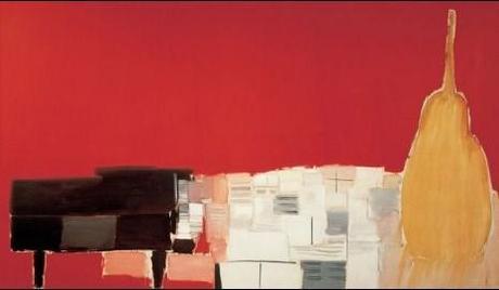 Nicolas de Staël (1914-1955) was een Frans schilder van