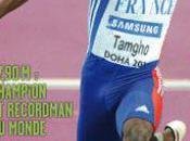 Championnats d'Europe Barcelone Papa, Tamgho, Charlot