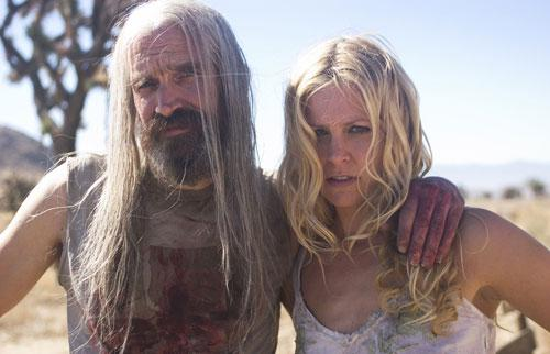 THE DEVIL'S REJECTS de Rob Zombie