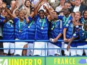 France championne d'Europe