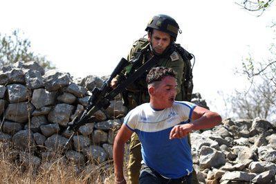 Violations israéliennes recensées durant la semaine du 22 au 28 juillet 2010